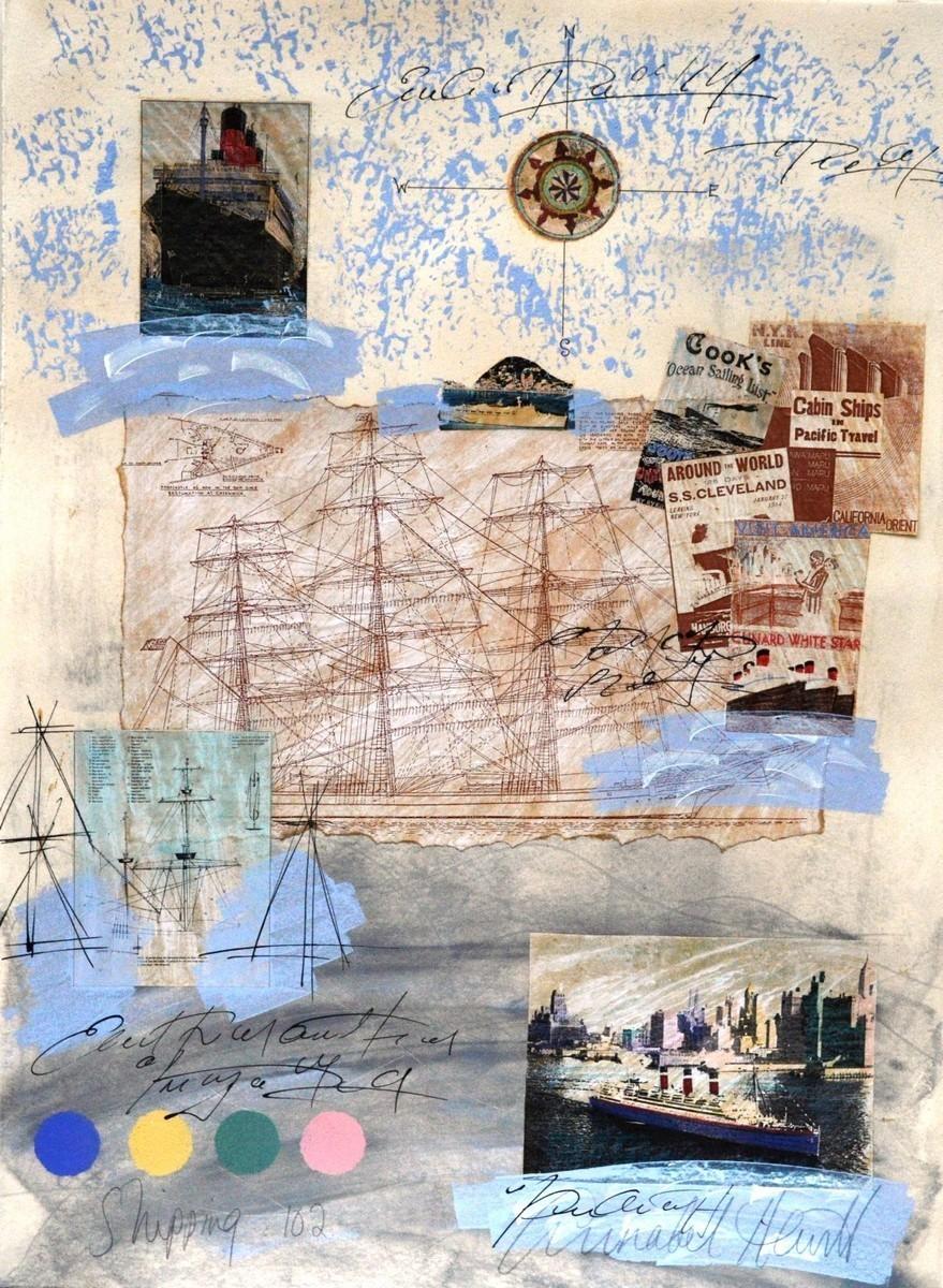 Shipping - Hewitt, Annabel - k-05314