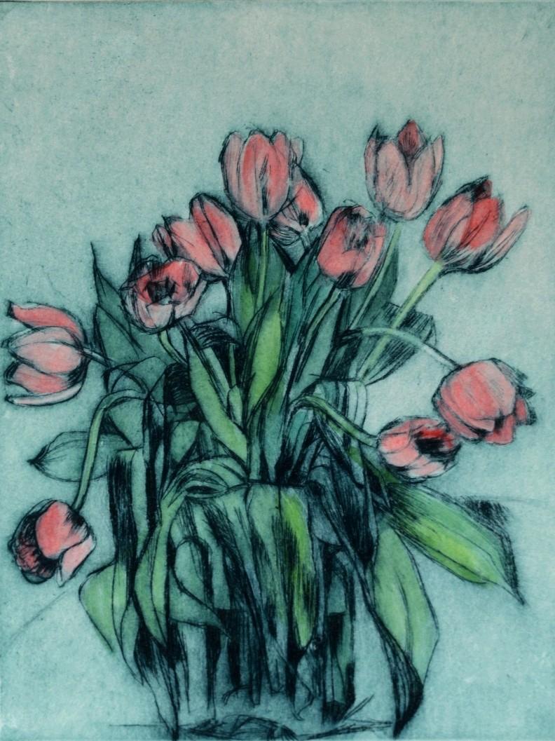 Tulips - Carpenter, Pip - k-06560