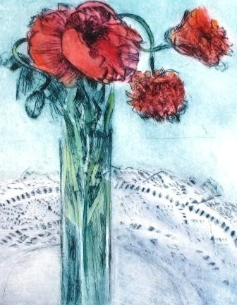 Poppies & Lace - Carpenter, Pip - k-06561