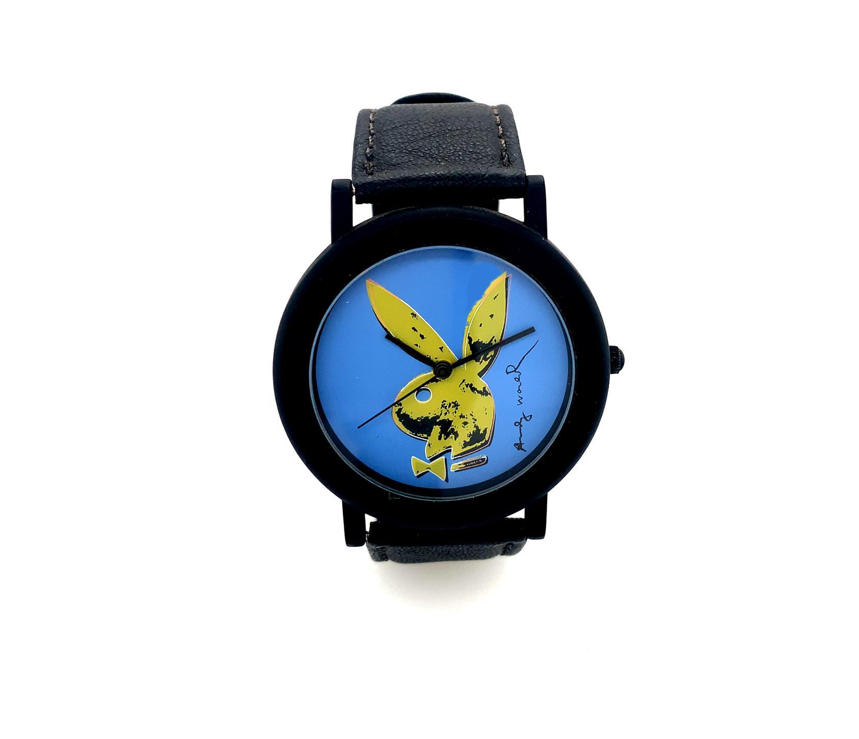 "Uhr ""Rabbit"" lav - Warhol, Andy - k-07798"
