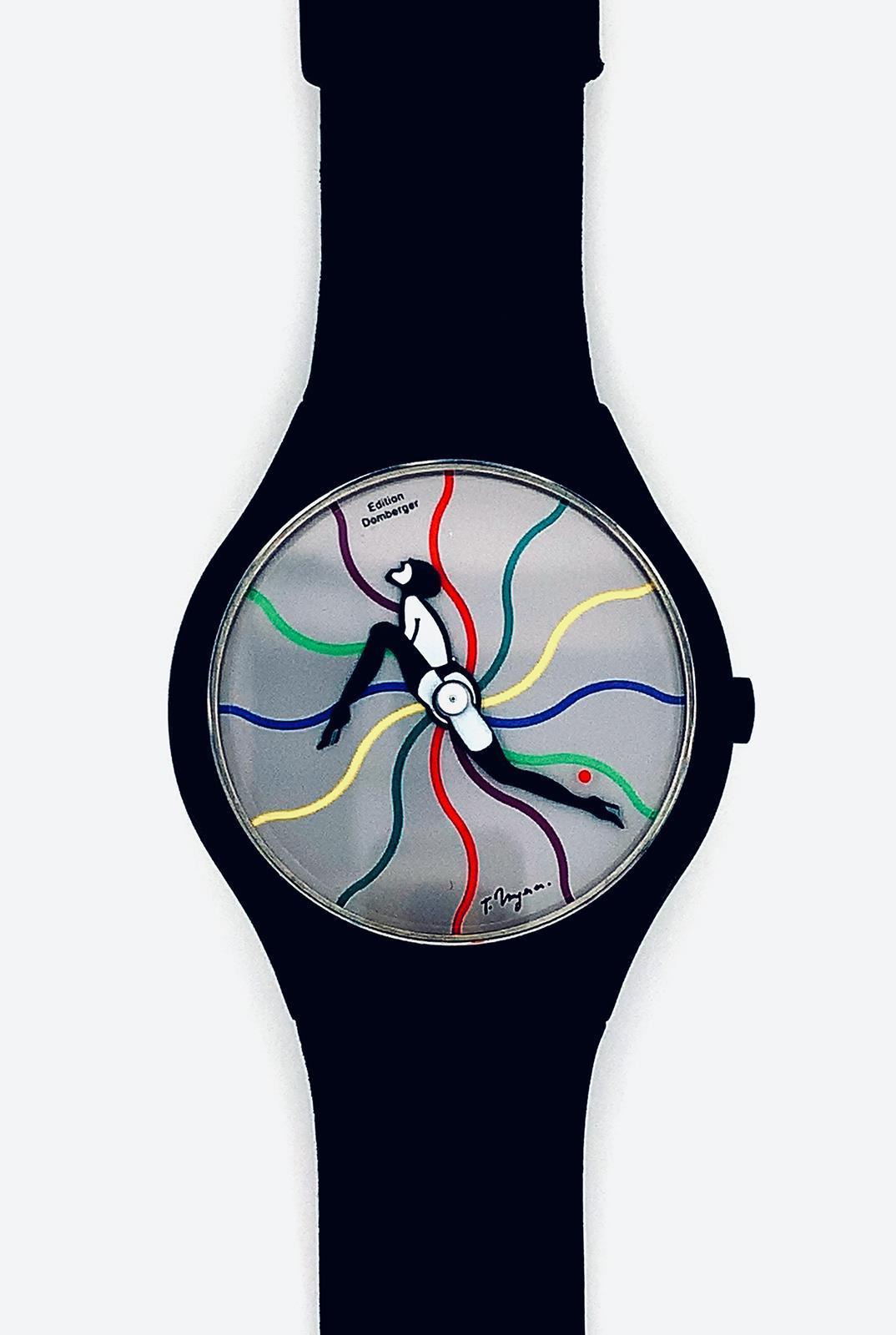 """Uhr """"Uhrsünde"""" - Ungerer, Tomi - k-08467"""