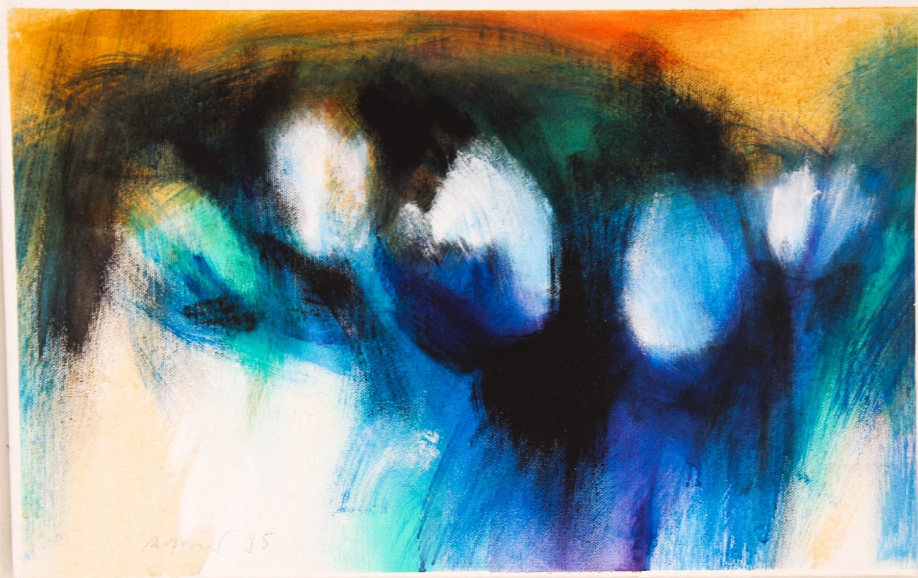 Blaue Tulpen - Aeffner, Thomas - k-10303