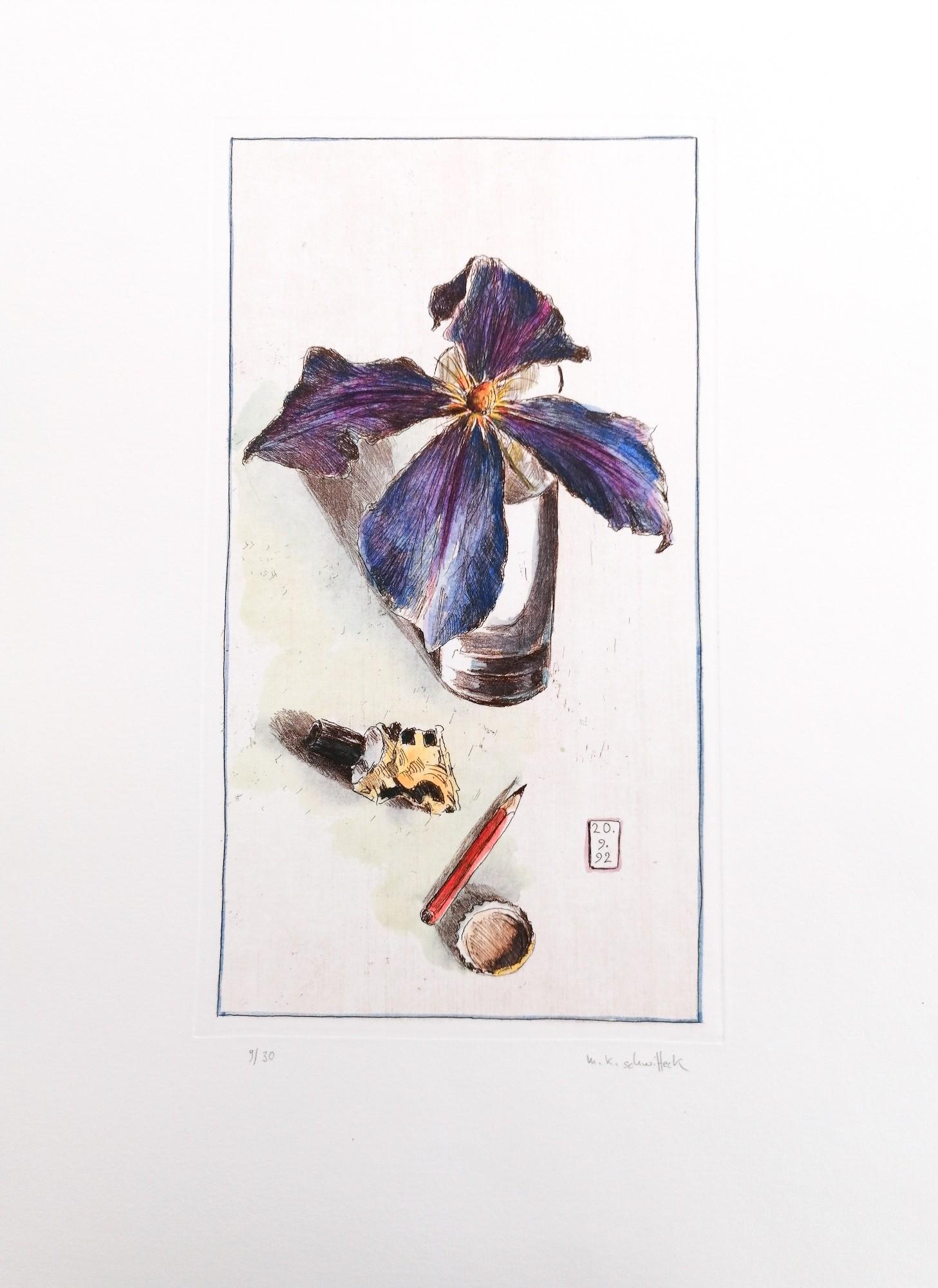 Bleistift, U - Schwitteck, M.K. - k-11436