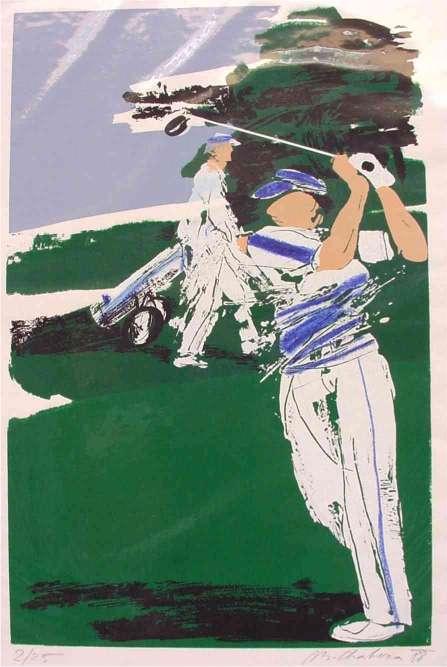 Golfmappe Blatt 4 - Chabera, Milan - k-11657