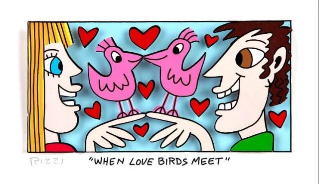 When love birds meet - Rizzi, James - k-1503RIZ4