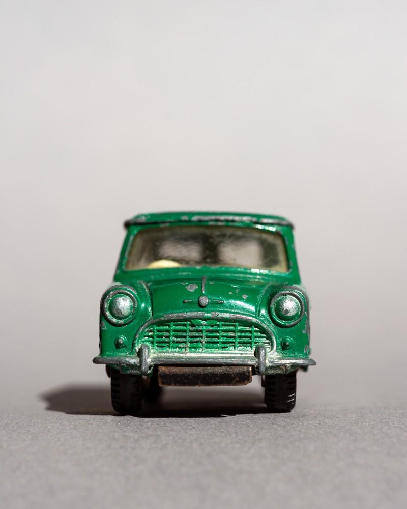 Faces: Morris Mini Traveller - Gieselberg, Eva - k-1811EG05