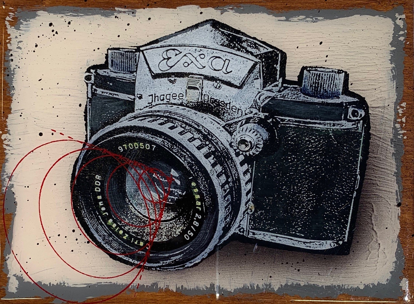 Camera - Smith, Carl - k-1909SM2