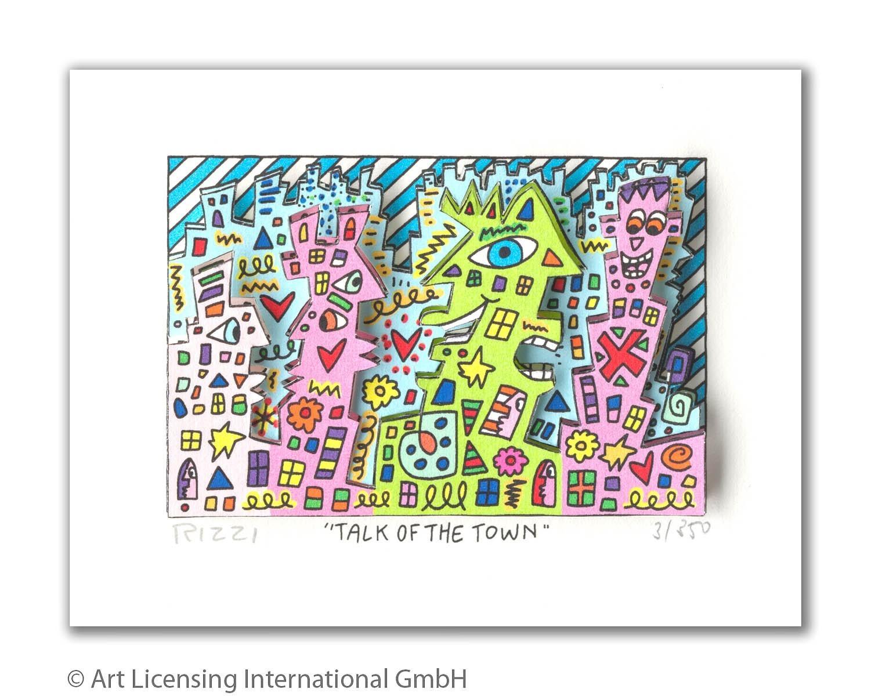 Talk of the Town - Rizzi, James - k-2005RIZ10