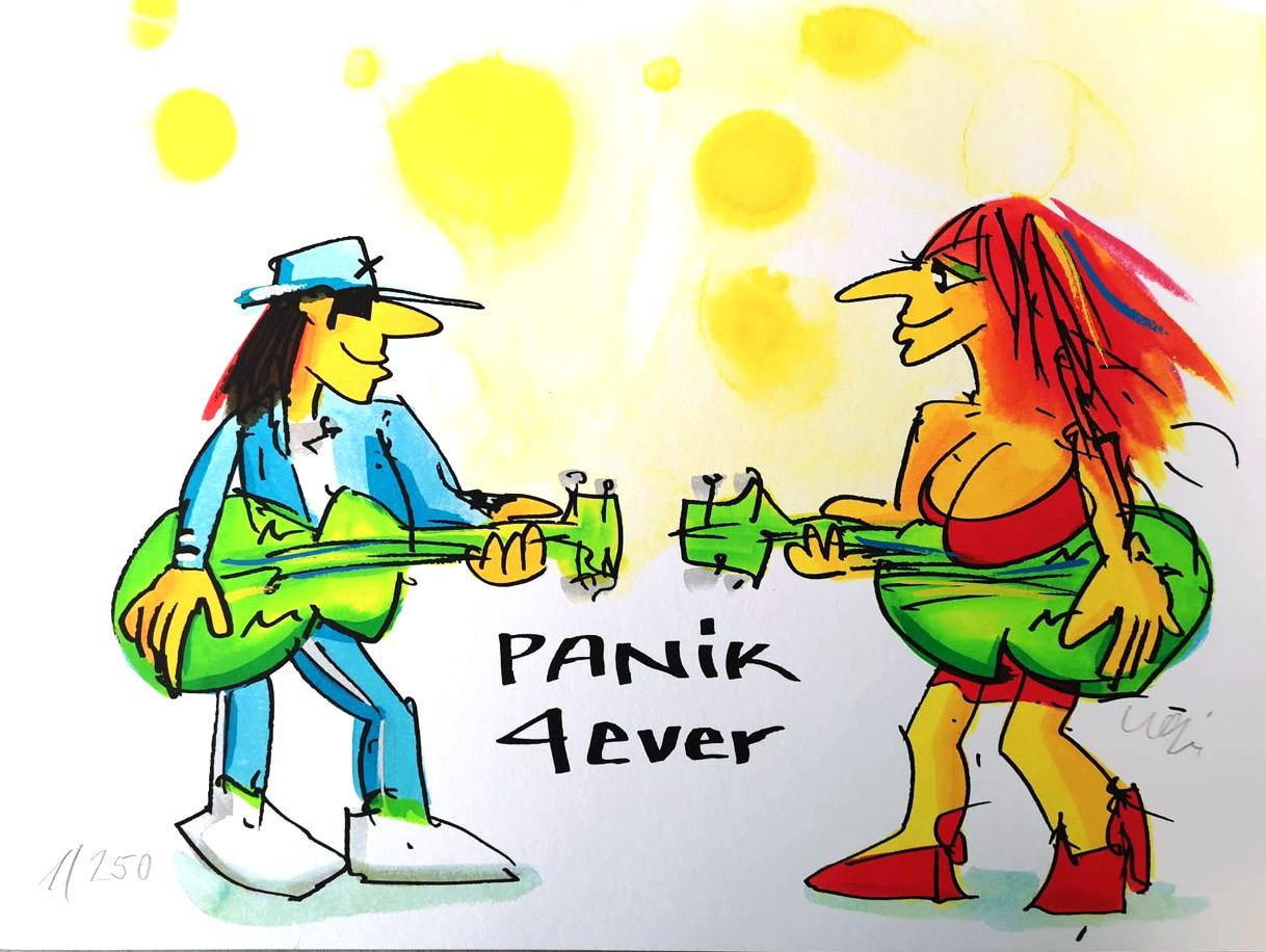 Panik 4 Ever - Lindenberg, Udo - k-2006LIN1