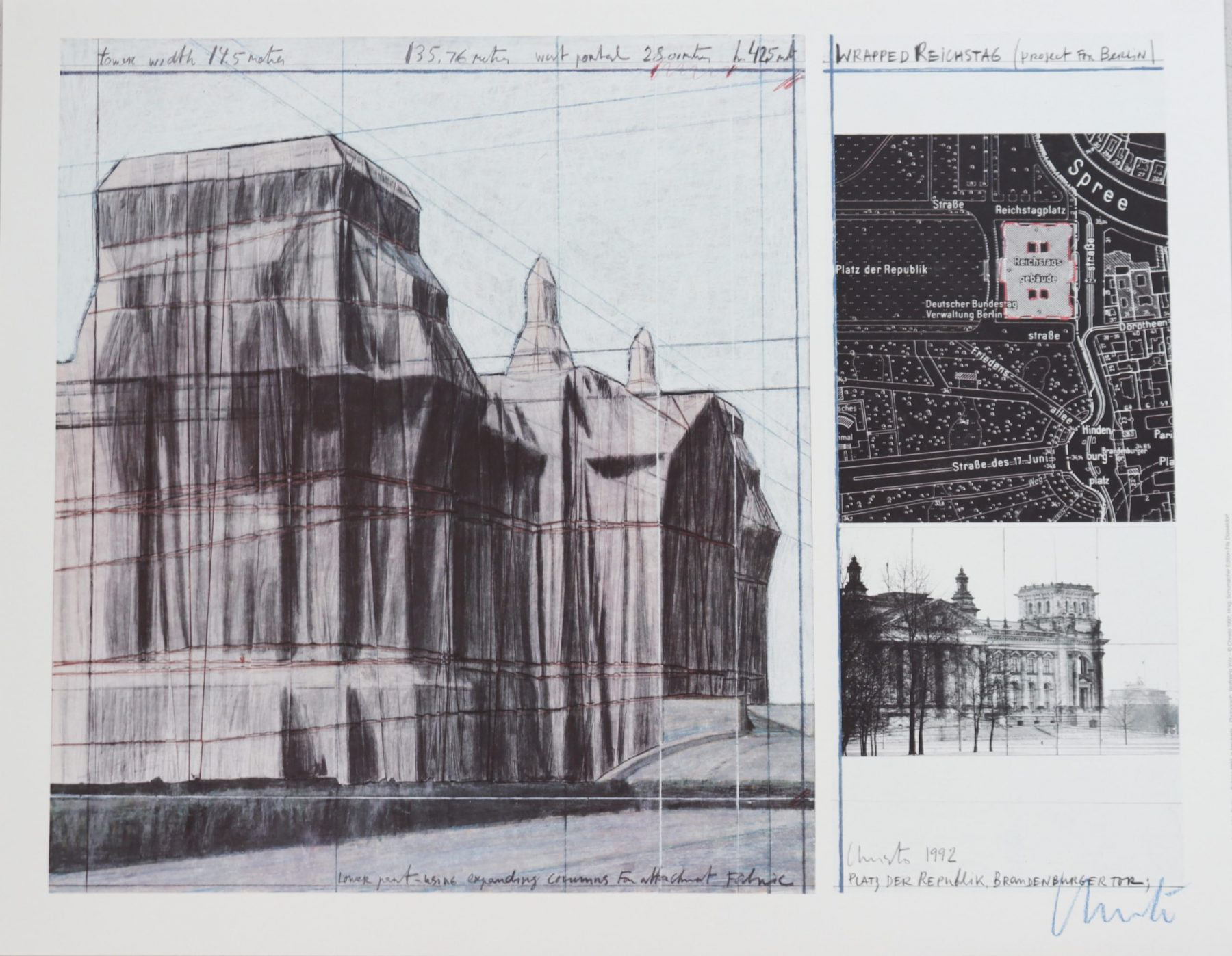 Reichstag I - Christo - k-2009CHR3