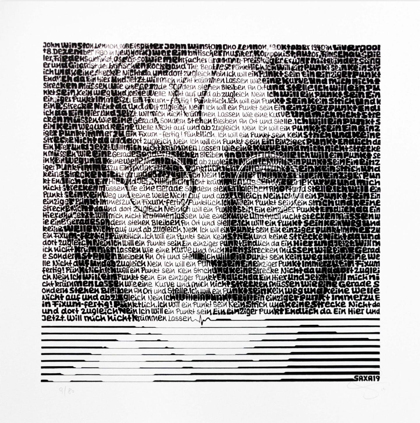 John Lennon - SAXA - k-2009SAXA4