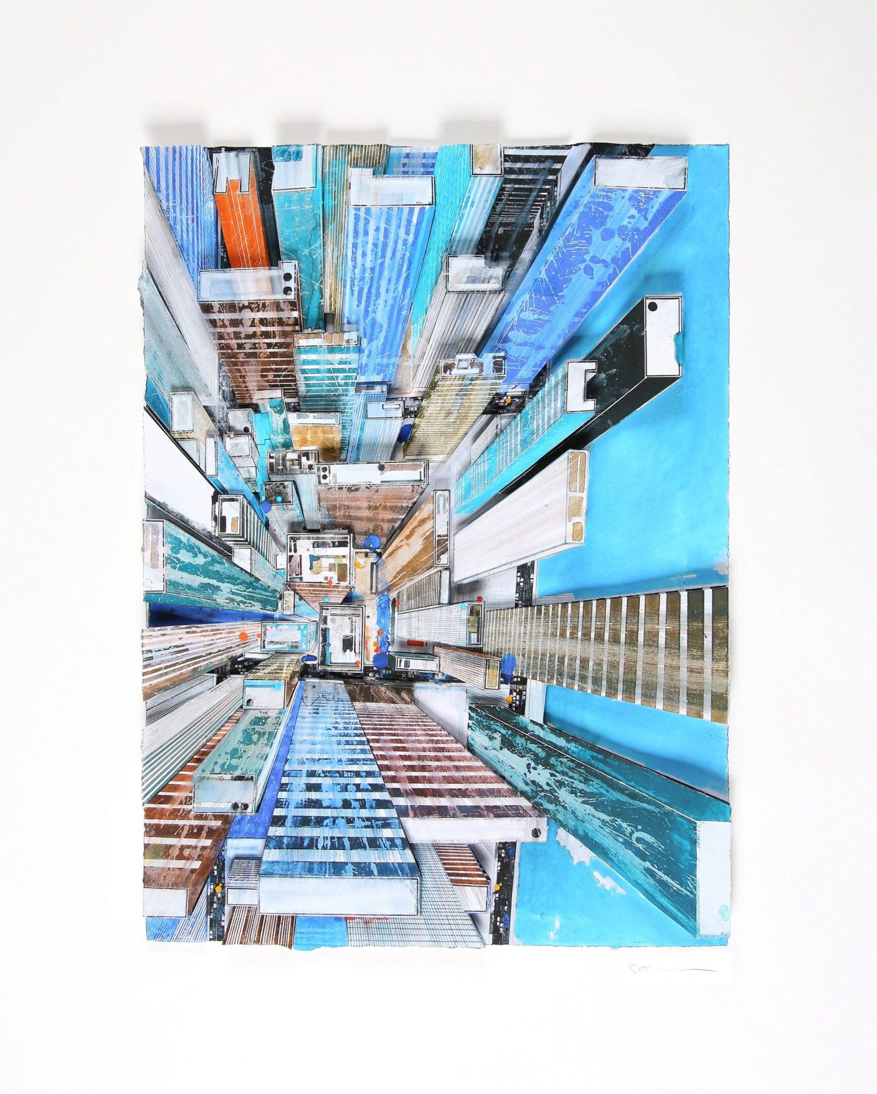 New York - Salzmann, Gottfried - k-2011GS1