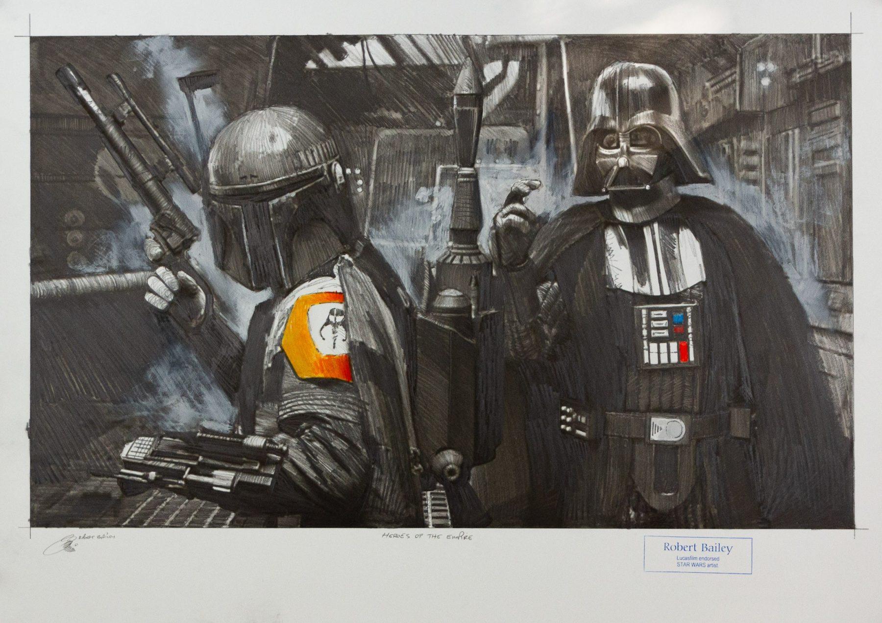 Heroes of the empire - Bailey, Robert - k-2012RB3