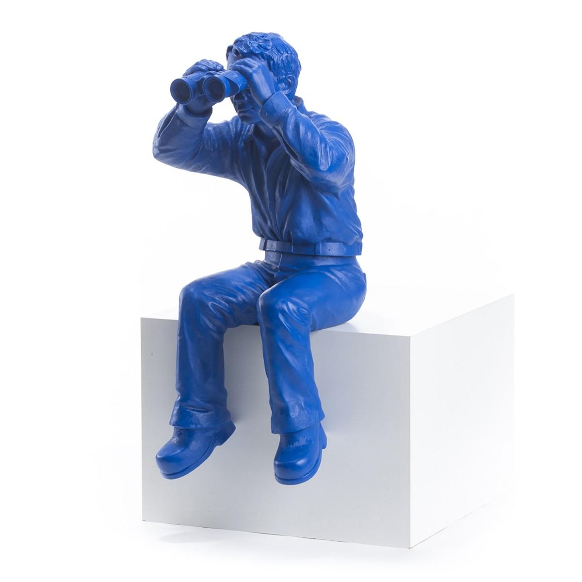 Weltanschauungsmodell I B blau - Hörl, Ottmar - k-20HWIB.bla