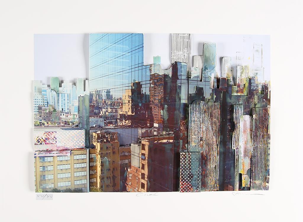 New York - Salzmann, Gottfried - k-2101GS4