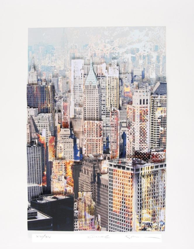 New York - Salzmann, Gottfried - k-2101GS5