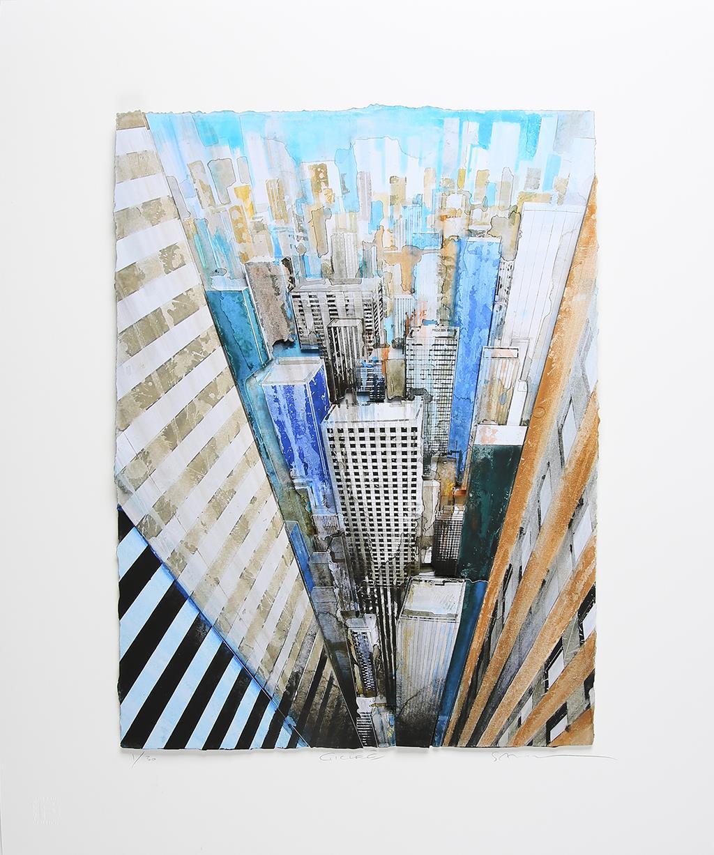 New York - Salzmann, Gottfried - k-2101GS7