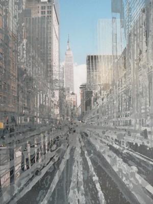 New York - Salzmann, Gottfried - k-609SAL2