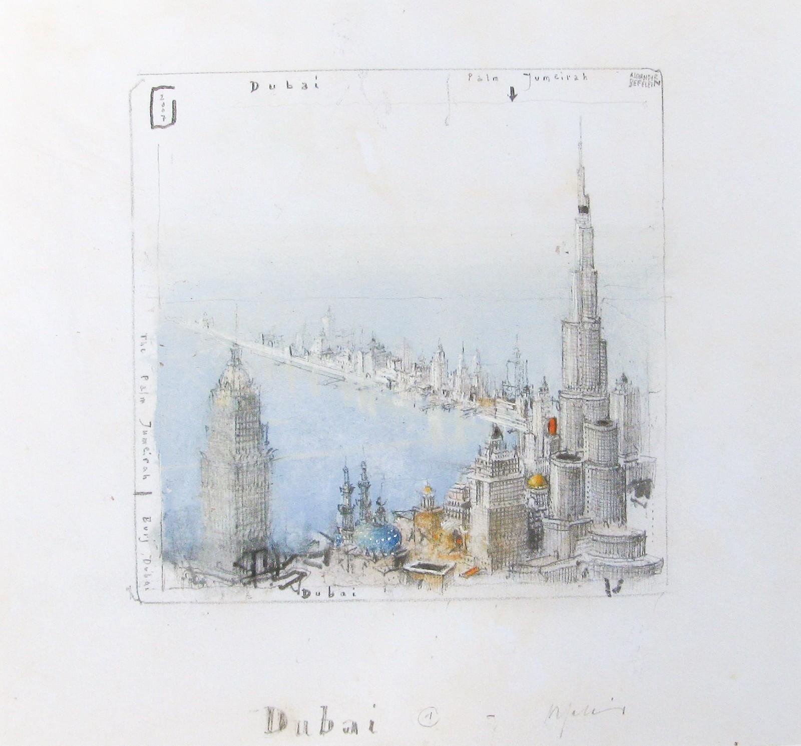 Dubai - Befelein, Alexander - k-ABE25