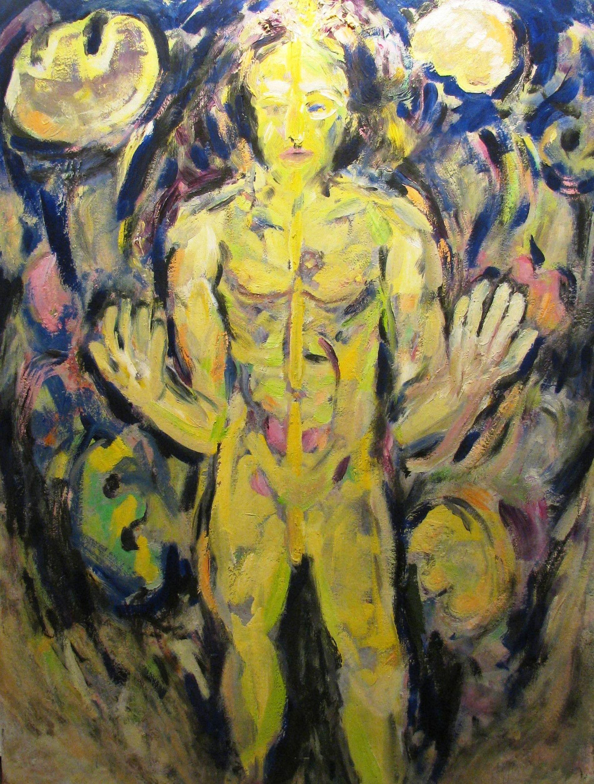 Adler, Andrew Hart, Kunst Galerie Voigt Nürnberg