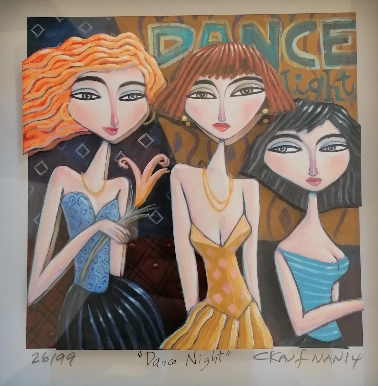 Dance night - Kaufmann, Charles - k-CHK389