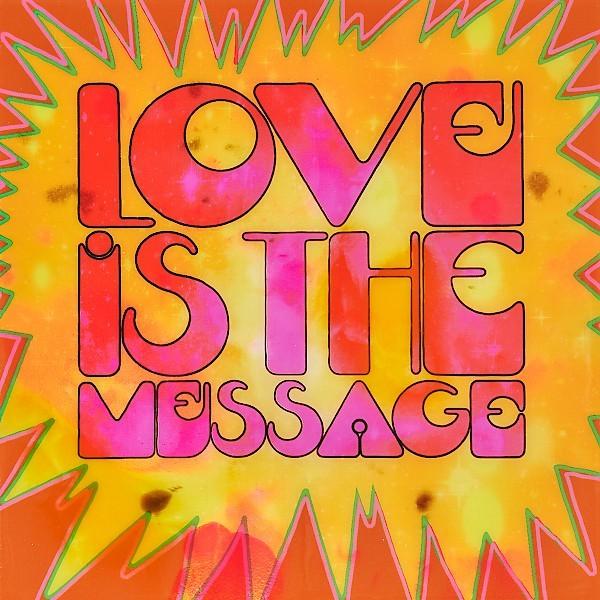 Love is the message - Döring, Jörg - k-DLITMXX