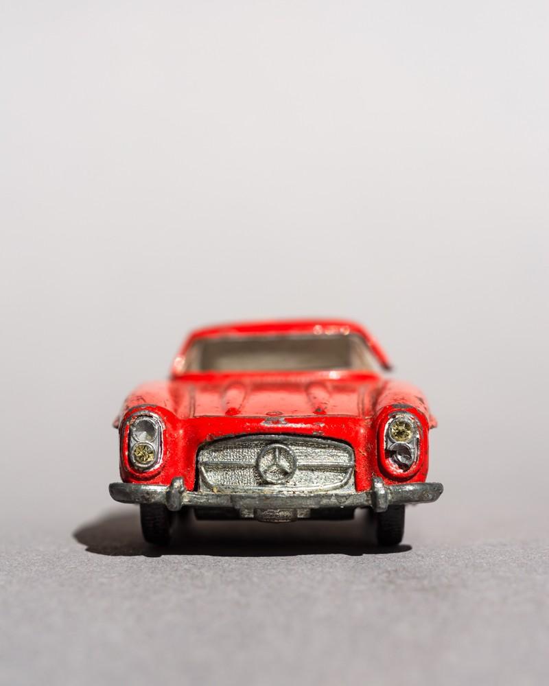 Faces: Mercedes Benz 300SL - Gieselberg, Eva - k-EGI12