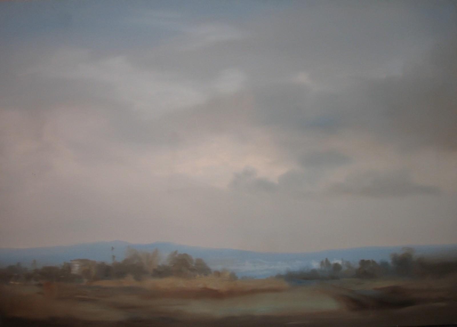 Landschaft - Rieck, Hellmuth - k-HR42