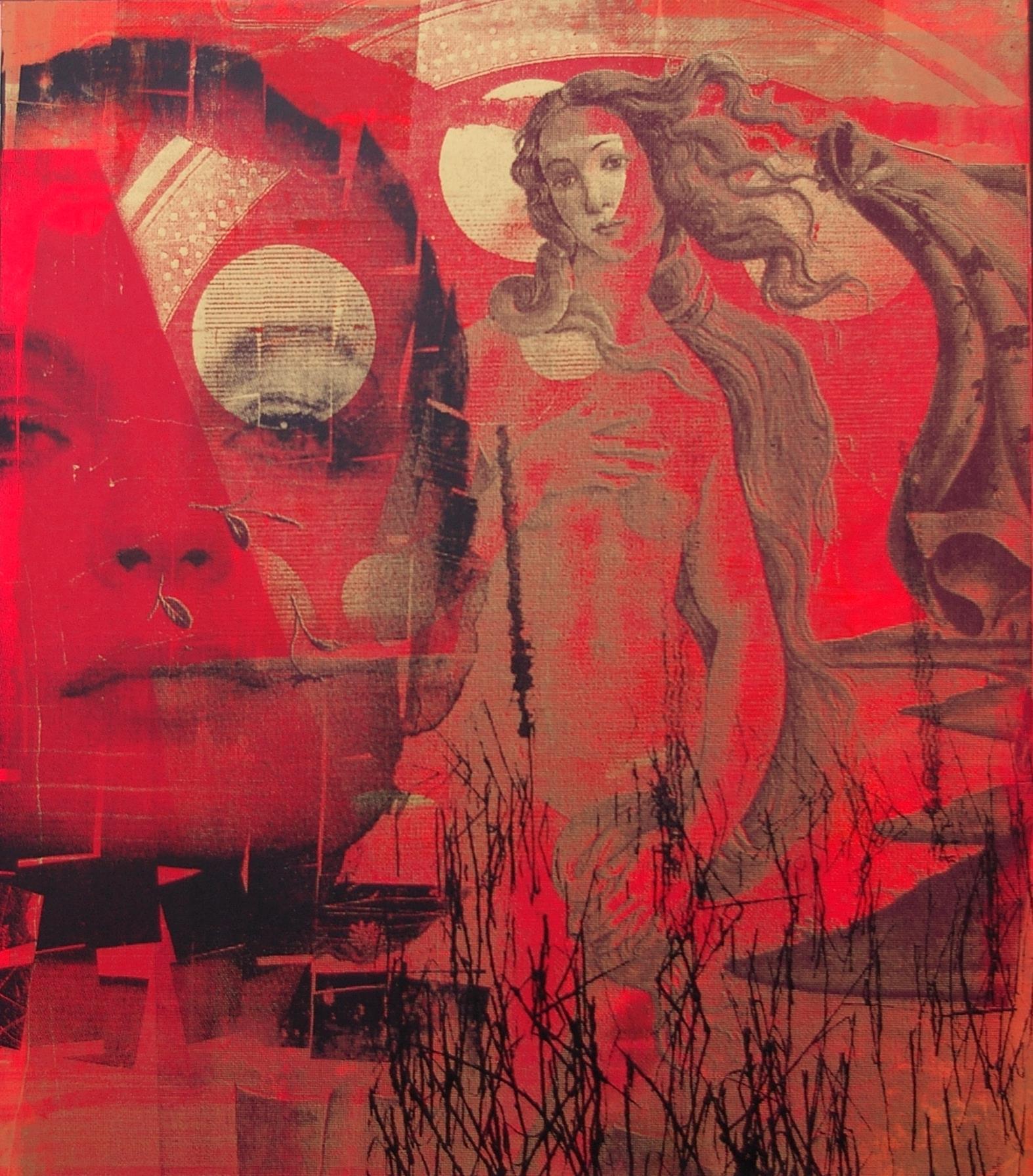 Romy red venus - Reimann, Andreas - k-RH148