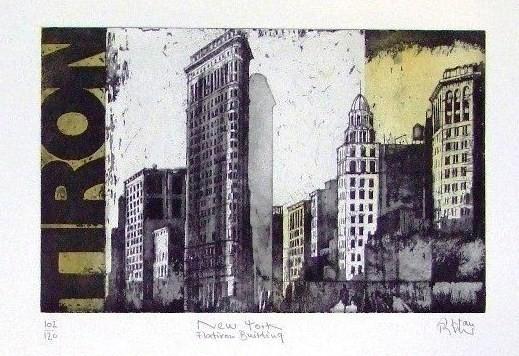 New York Flat Iron Building - Becker, Stefan - k-Stb276