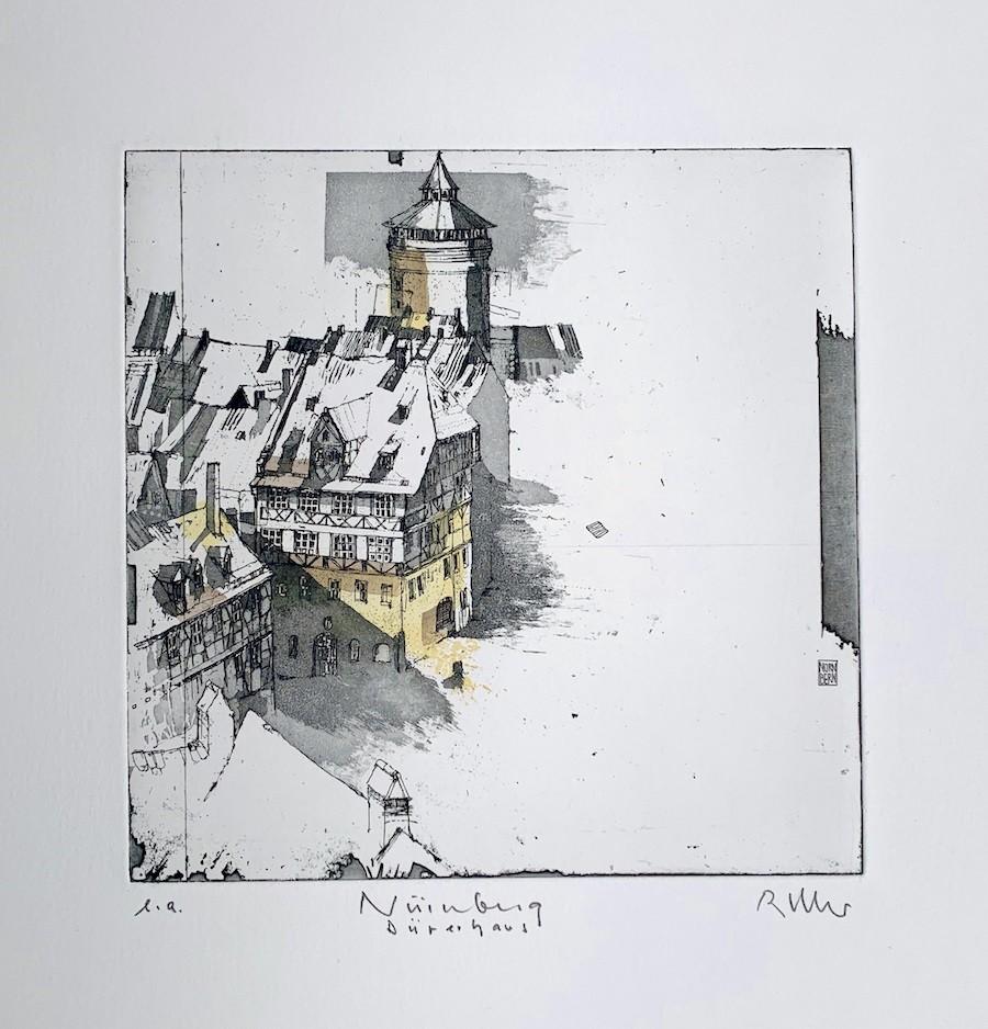 Nürnberg Dürerhaus - Becker, Stefan - k-Stb373