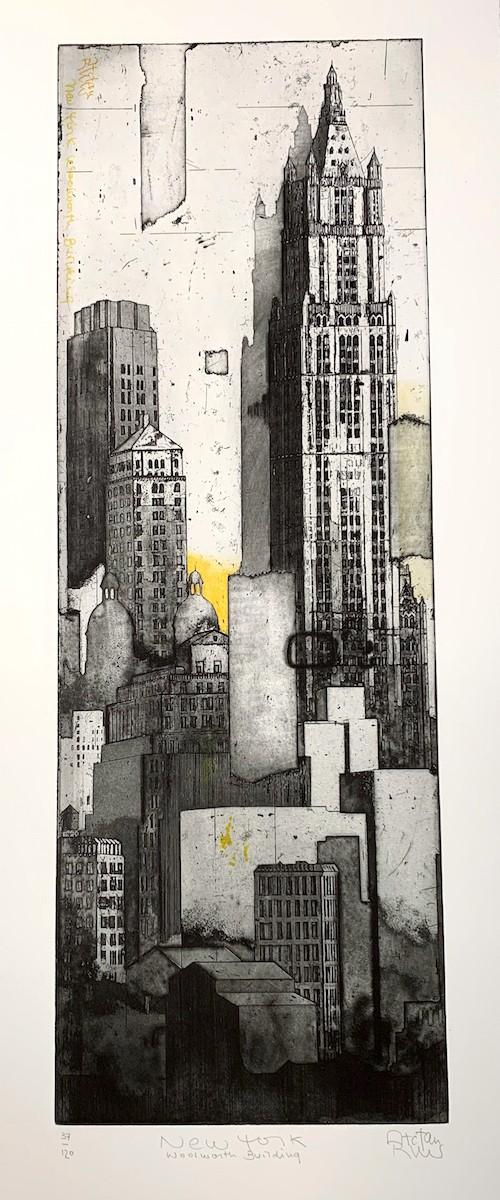 N.Y. Woolworth building - Becker, Stefan - k-Stb376
