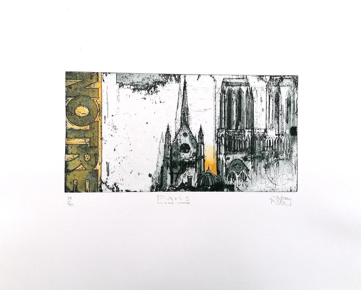 Paris Notre Dame - Becker, Stefan - k-Stb406