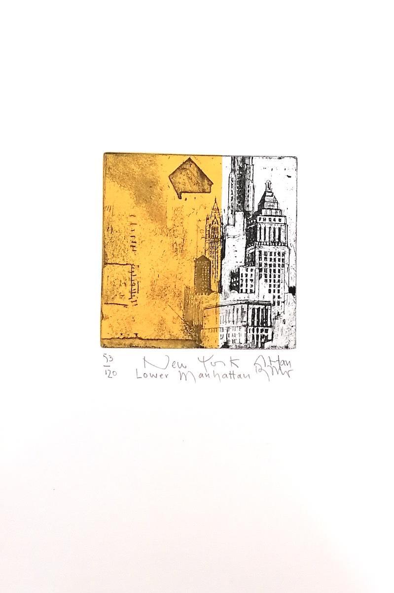 New york Lower manhattan (Klein) - Becker, Stefan - k-Stb410