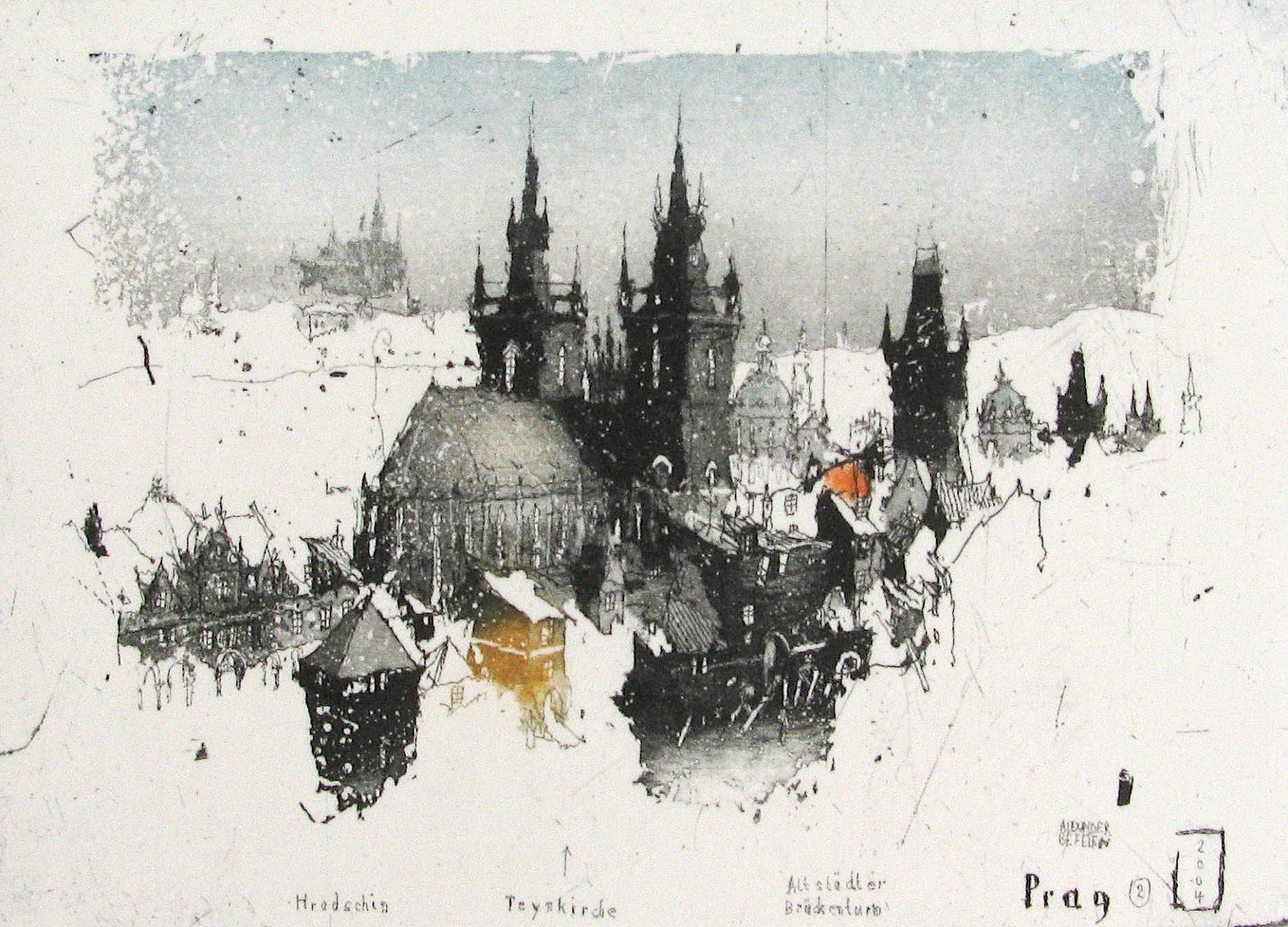 Prag - Befelein, Alexander - k-gk784
