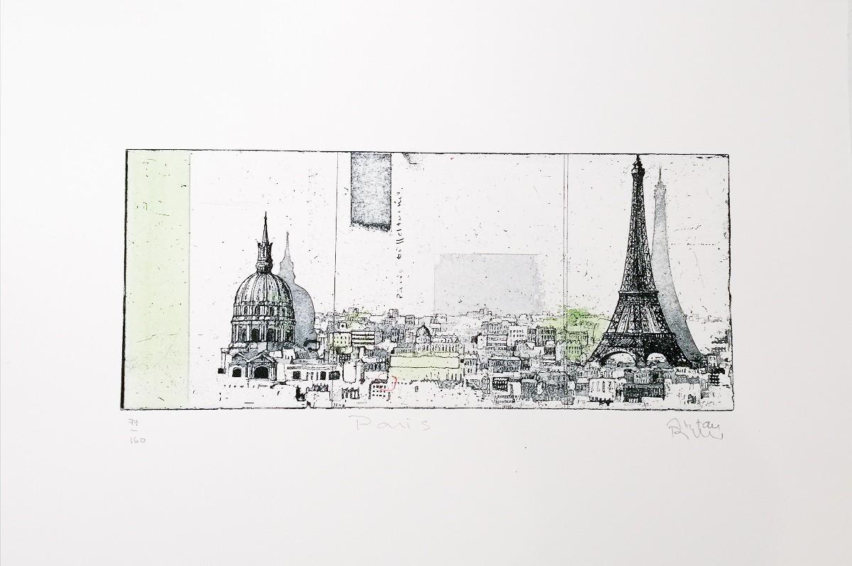 Paris Eiffelturm - Becker, Stefan - k-stb390