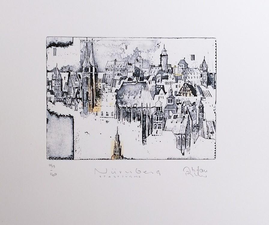 Nürnberg Stadttürme - Becker, Stefan - k-stb391