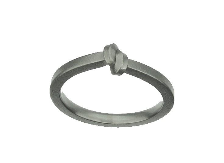 Ring Knoten Edelstahl - Oliver Schmidt - o300