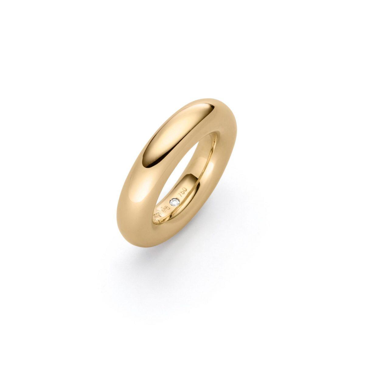 Ring Rotond 18ct Roségold - IsabelleFa - 02024/07RI