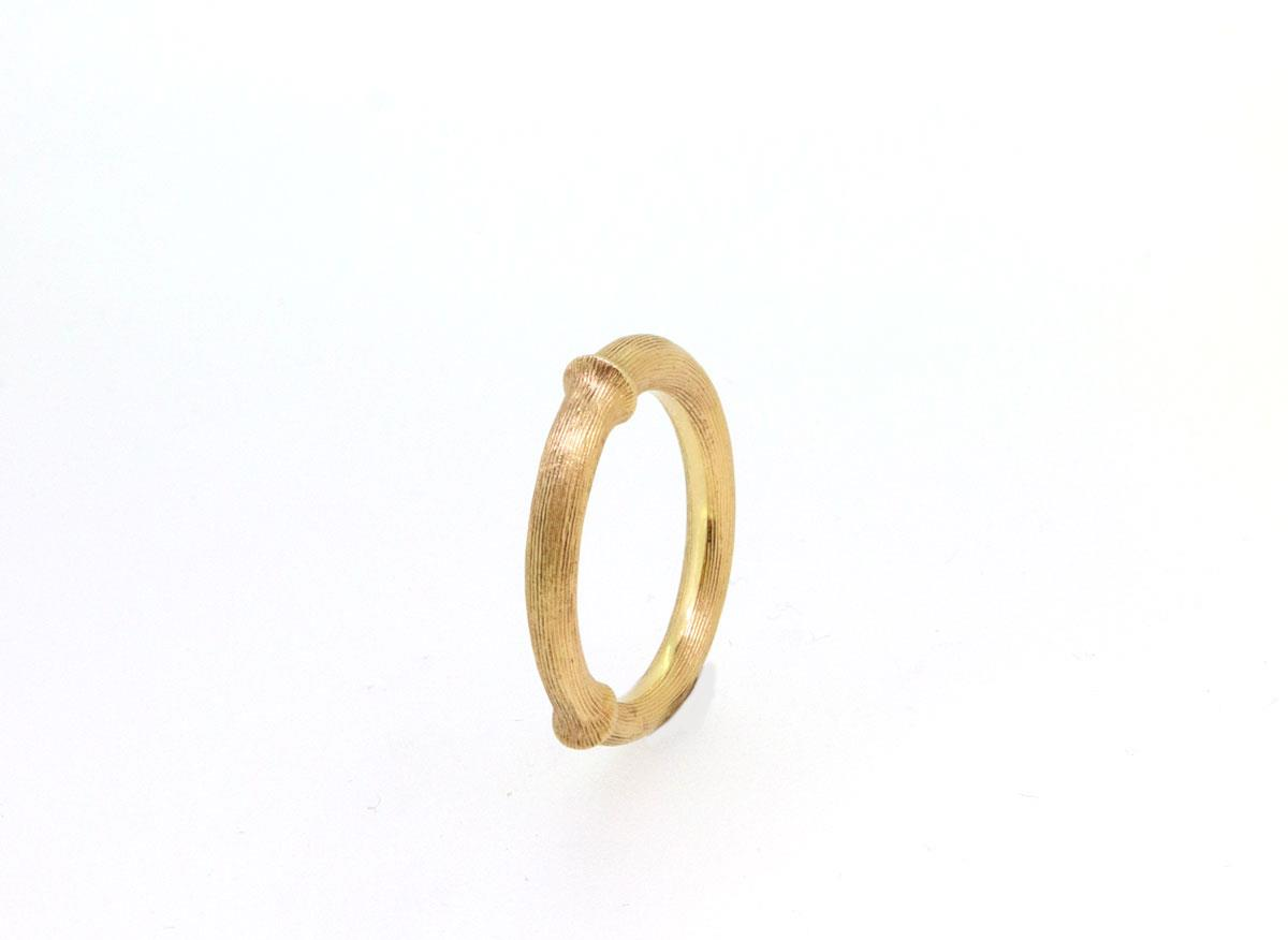 Ring Nature no.4 18ct Roségold - Ole Lynggaard - A2683-701