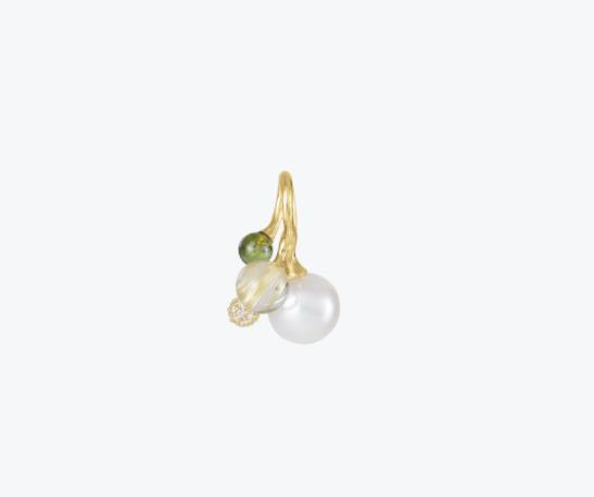 Anhänger Blooming 18ct Gold - Ole Lynggaard - A2836-403