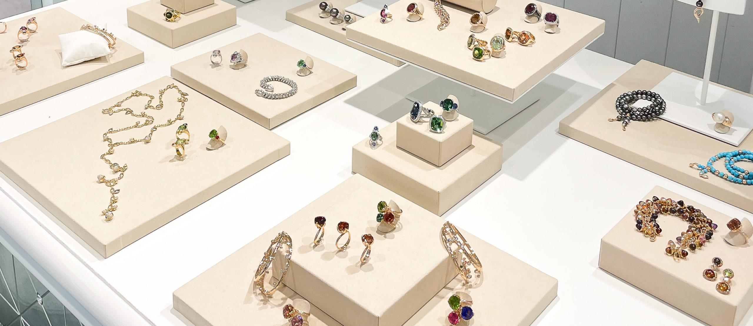 Schmuck, Nürnberg, Galerie Voigt, Ringe, Armbänder, Tamara Comolli, Kette,