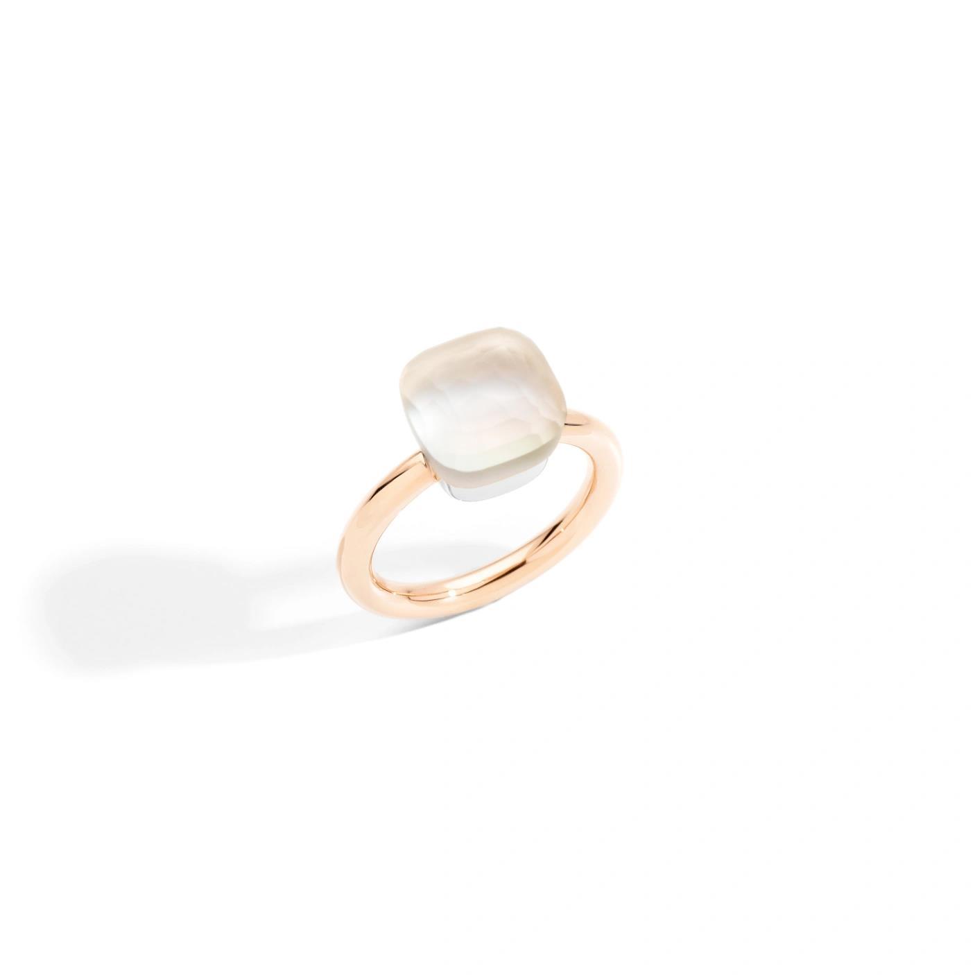 Ring Nudo Gelé weißer Topas - Pomellato - PAA1100_O6000_STBMP