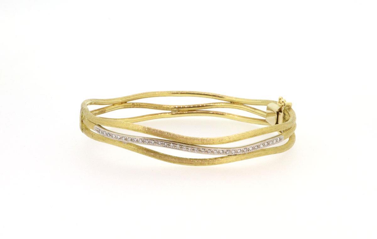 Armreif Jaipur Link Diamanten - Marco Bicego - SB53B