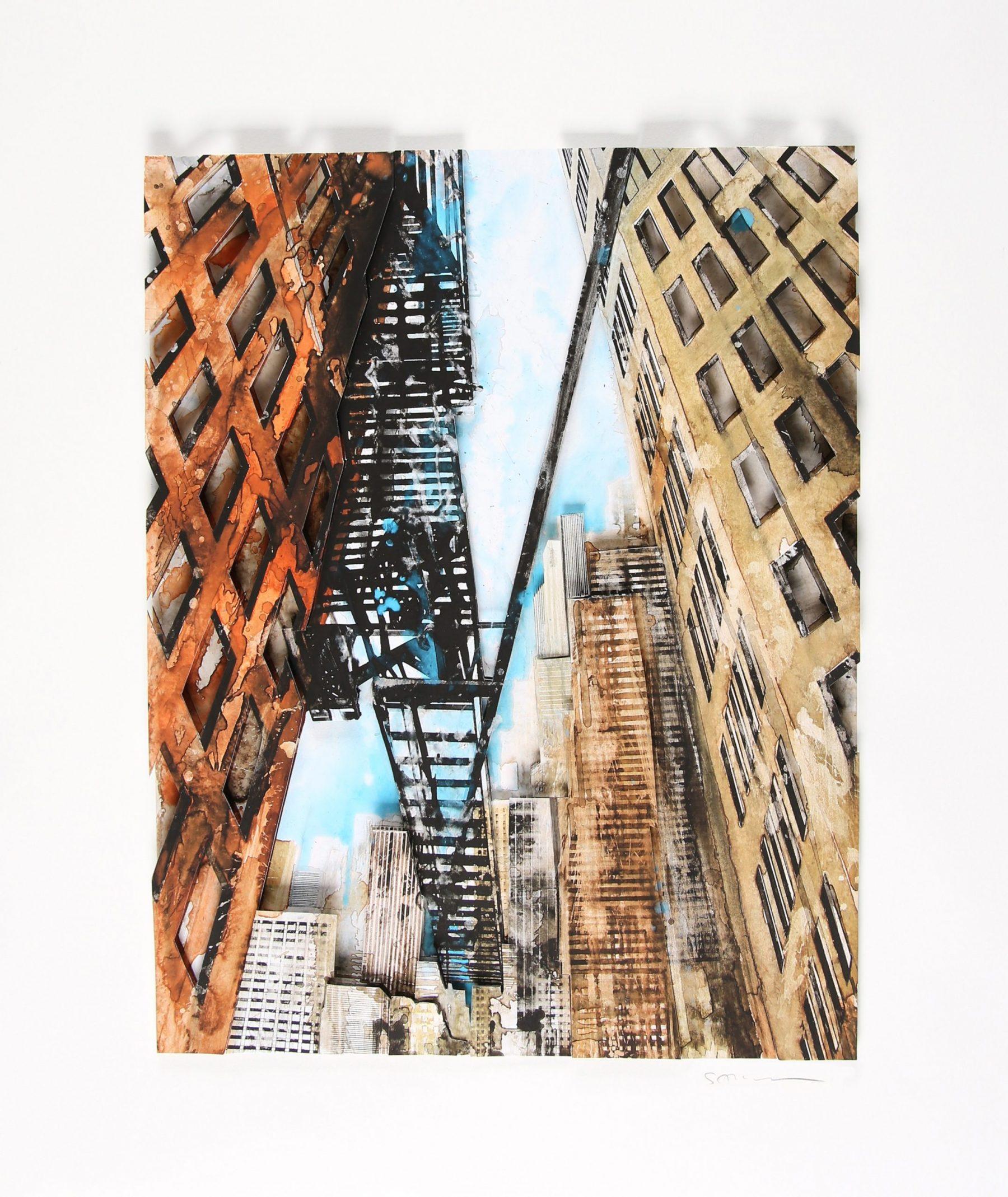 New York - Salzmann, Gottfried - k-2011GS2