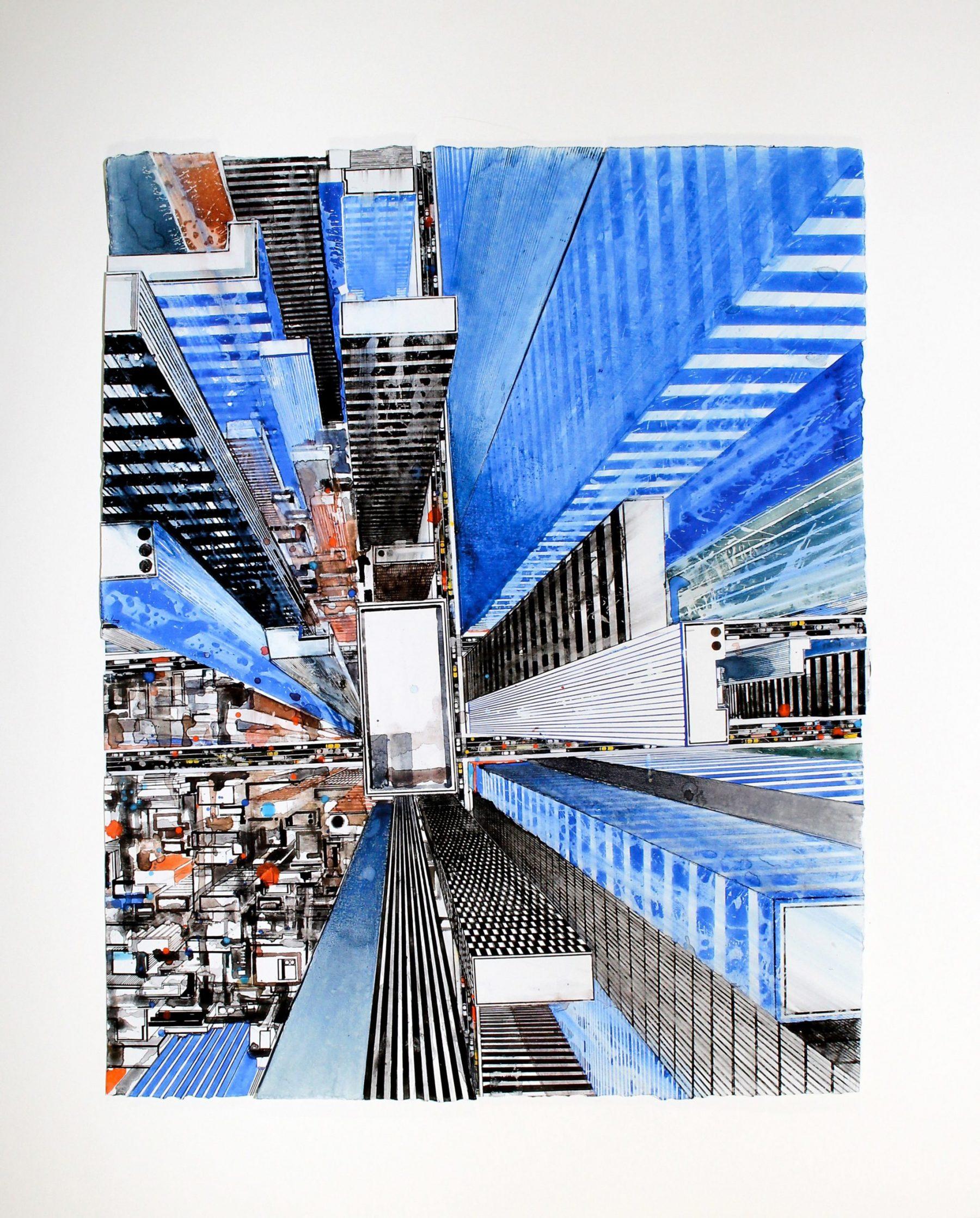 New York - Salzmann, Gottfried - k-2011GS3