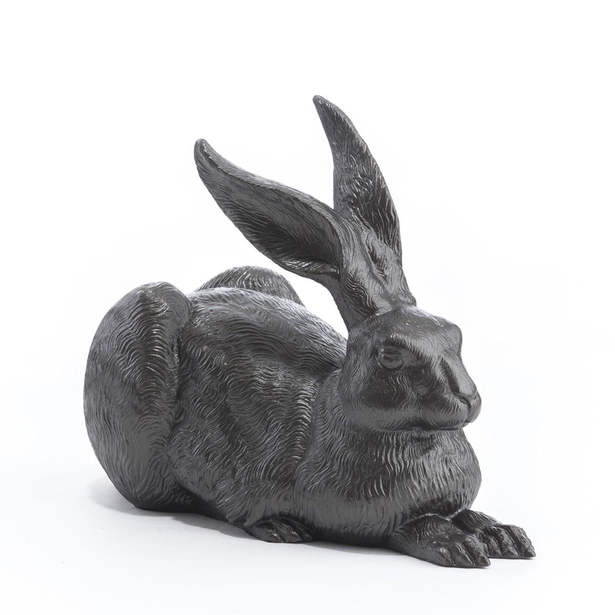 Dürer-Hase, bronze - Hörl, Ottmar - k-HH-bro