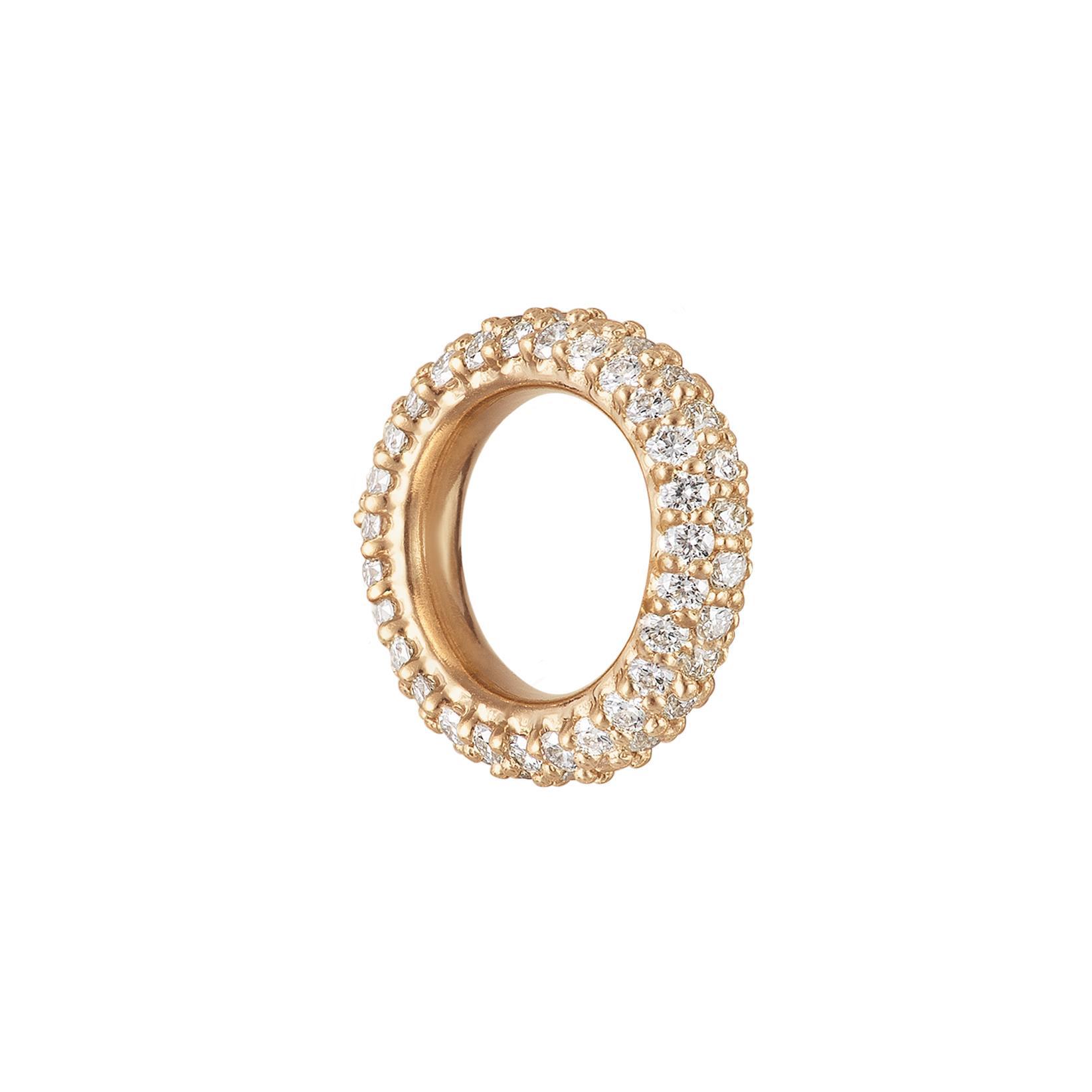 Anhänger Nature Diamanten 18ct Gelbgold - Ole Lynggaard - A3048-401