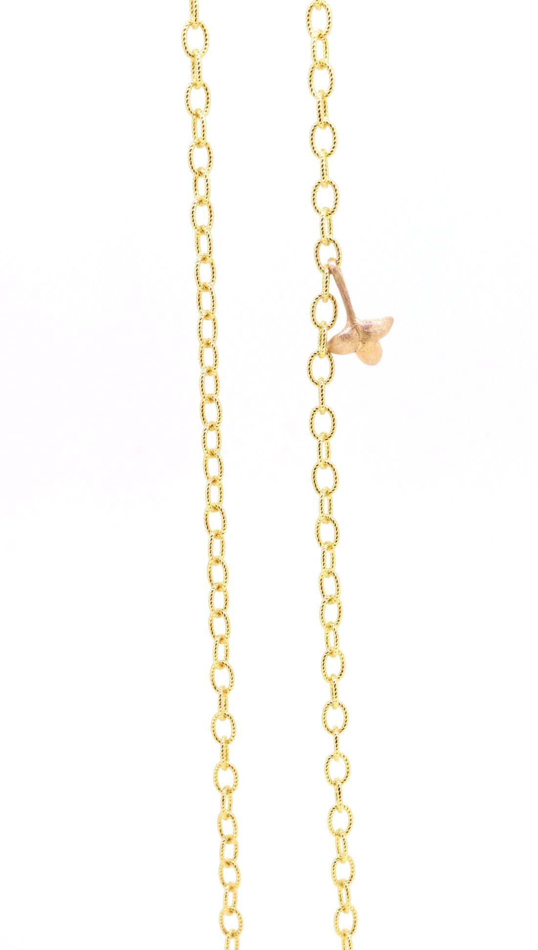 Kette Lotus 18ct Gold - Ole Lynggaard - C2009-401