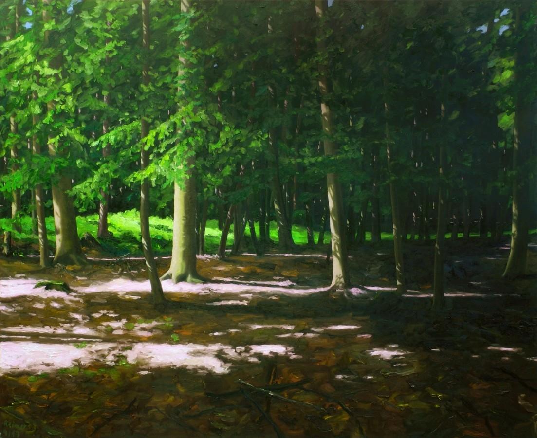 Wald 2018 - Reimer, Hermann - k-RE02